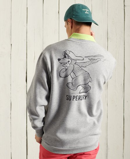 Superdry Military Non Branded Crew Sweatshirt
