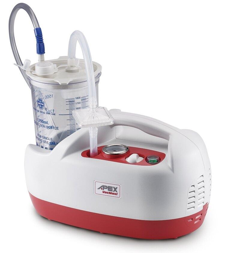 雃博倍護抽痰機VacMaxi (大流量)(雙缸)