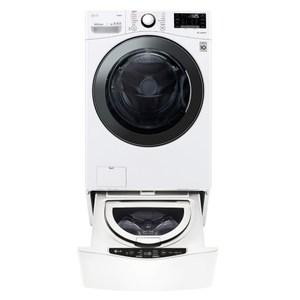 送陶板屋餐券3張★LG洗衣機WD-S15TBW+WT-SD200AHW