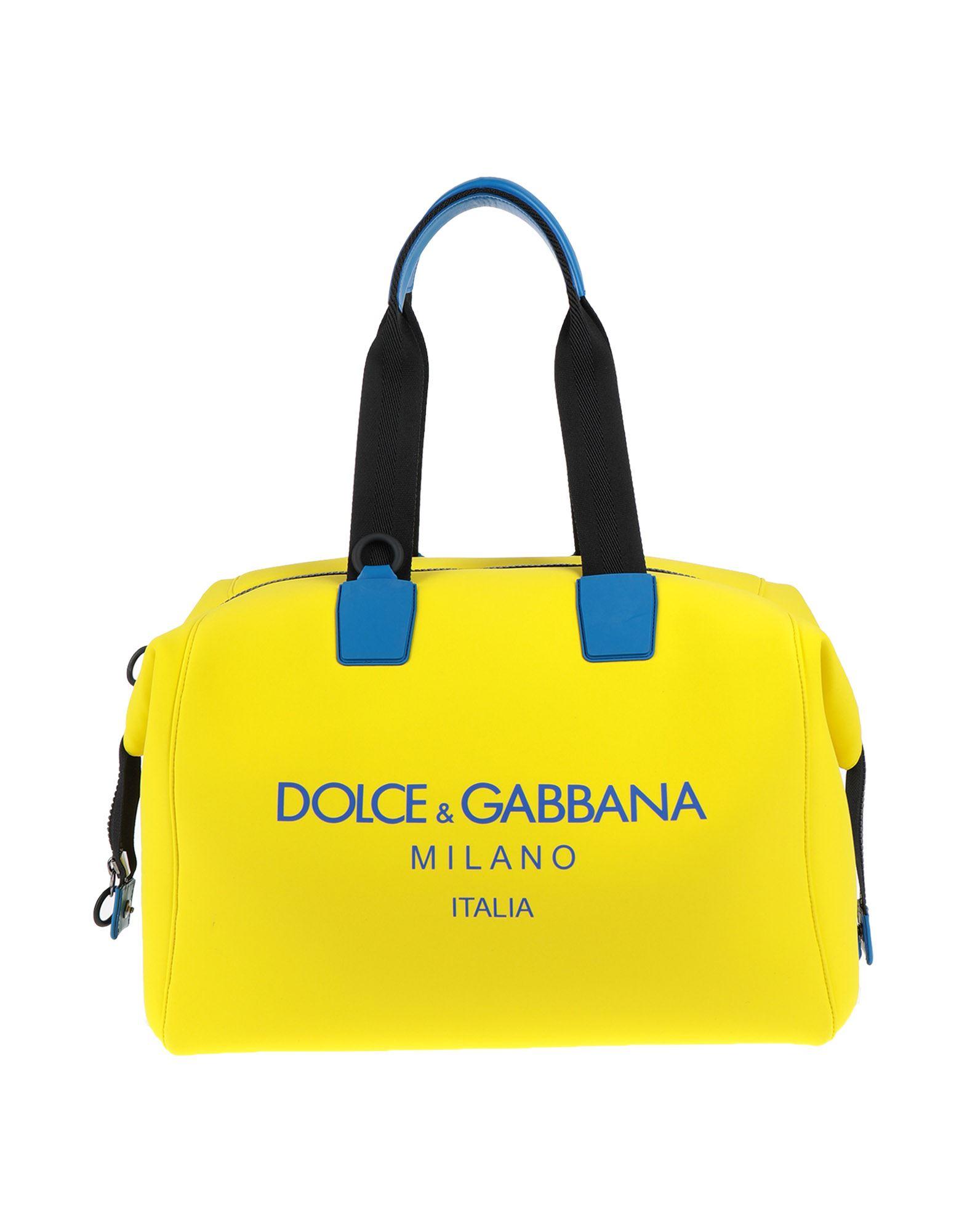 DOLCE & GABBANA Travel duffel bags - Item 55020769