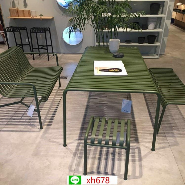 廠家鐵藝戶外桌椅組合套件長凳子美式休閑靠背椅陽臺庭院茶幾【頁面價格是訂金價格】
