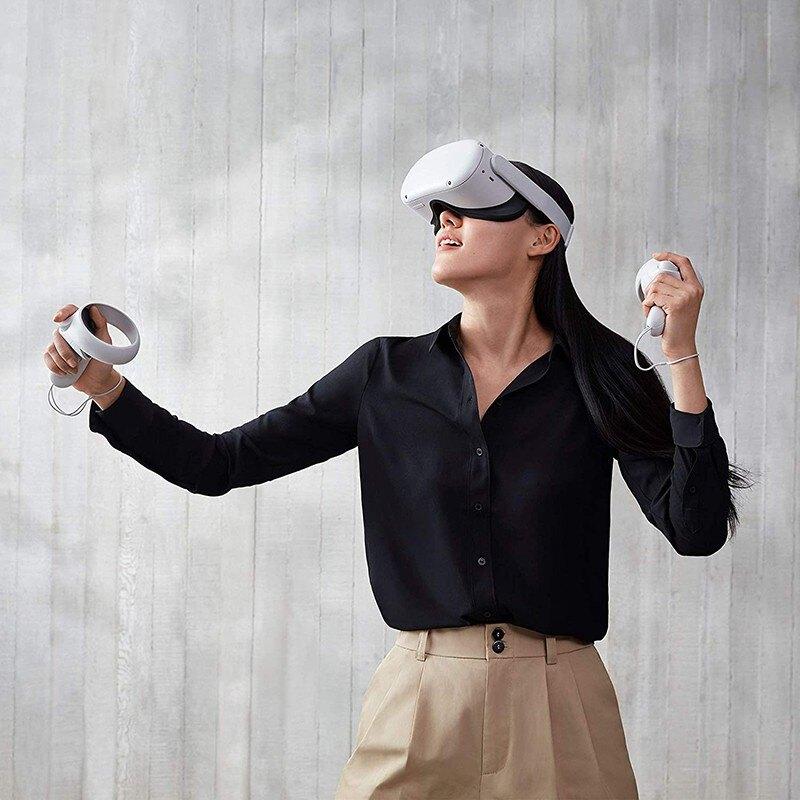 【快速出貨】2代vr眼鏡 一體機無線 3D頭戴式體感遊戲 虛擬設備 VR眼鏡