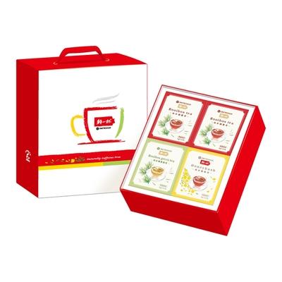 (滿799元出貨免運)鮮一杯 南非國寶茶禮盒