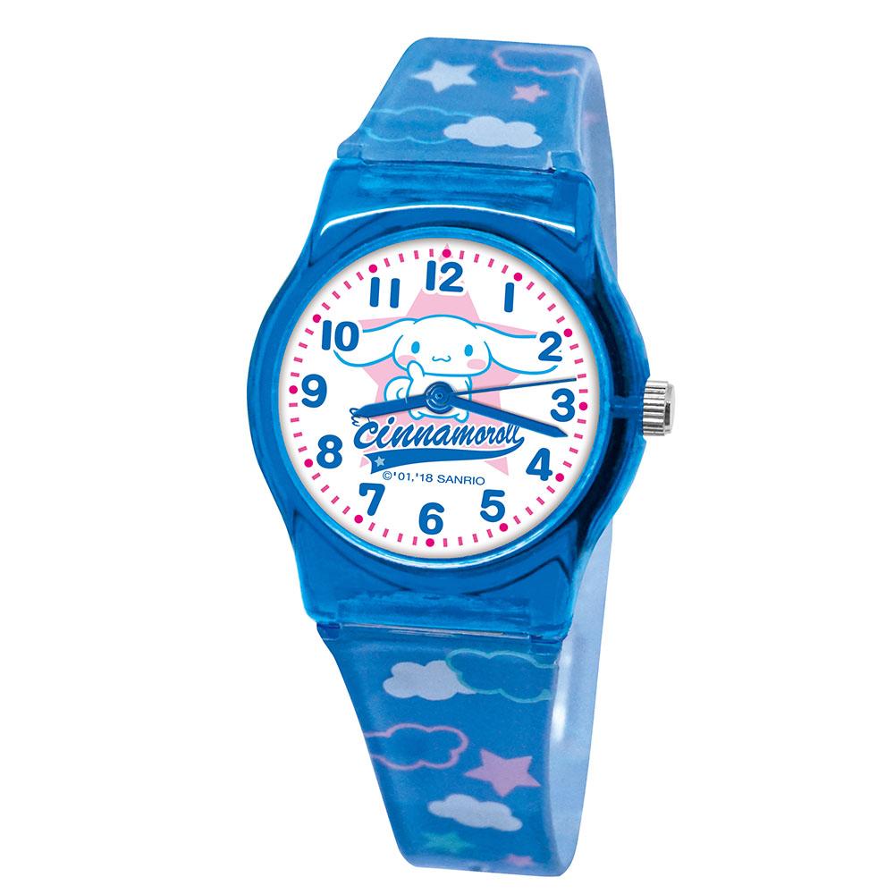 【三麗鷗】大耳狗 兒童膠手錶