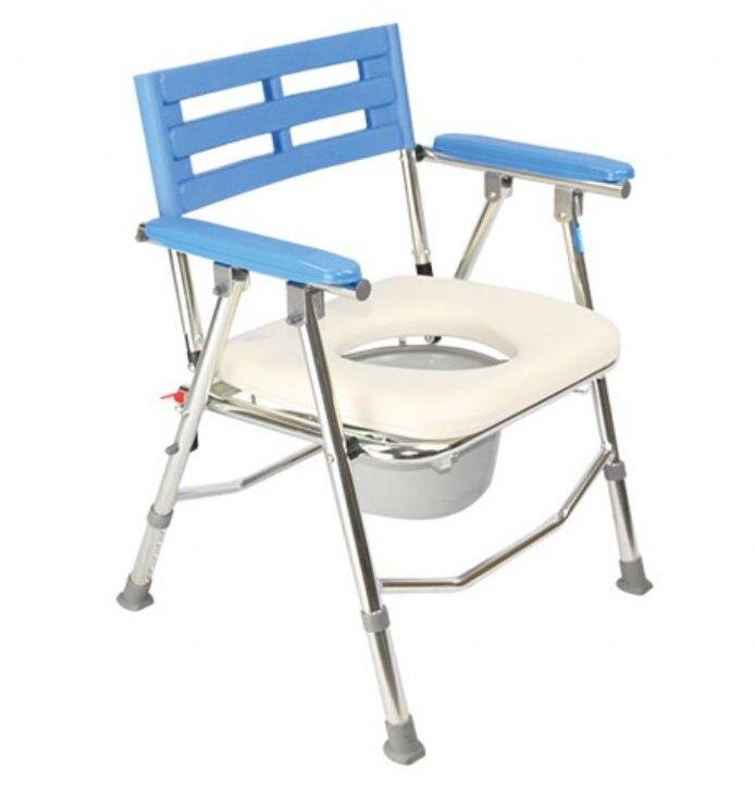耀宏鋁合金便器椅洗澡椅(可收合)YH121-1
