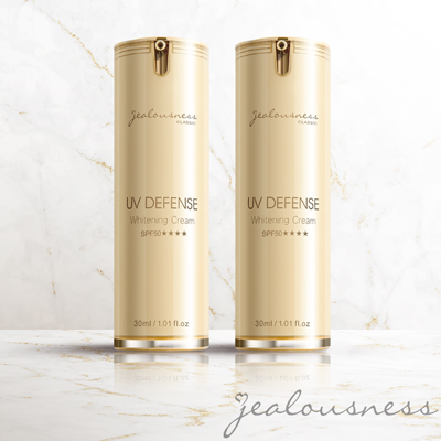 UV Defense Whitening Cream PRO SPF50★★★★ 30mlx2