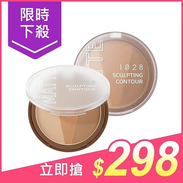 1028 輪廓羨修容餅(暖褐色)8.8g【小三美日】$350