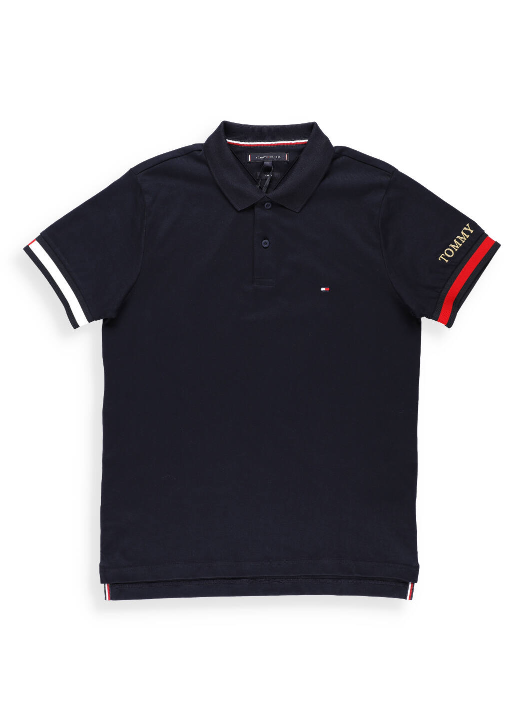 Tommy Hilfiger Cotton Polo Shirt