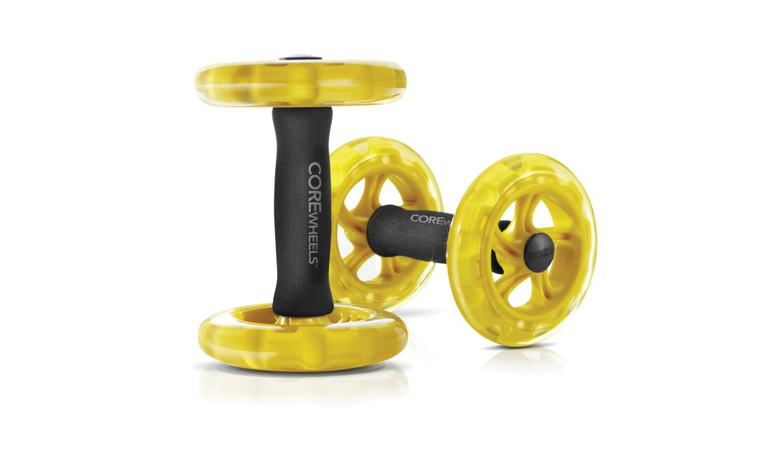 【SKLZ體能】核心滾輪 Core Wheels【體能】【核心訓練】核心訓練滾輪 滾輪【美國原廠】【正元精密】【正品】