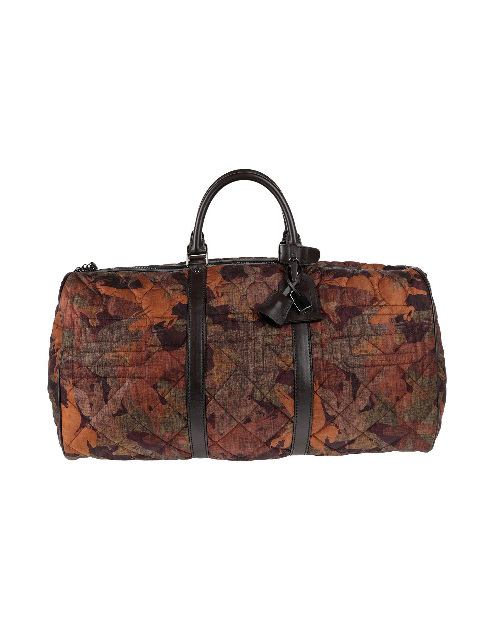 ETRO Travel duffel bags - Item 55020767
