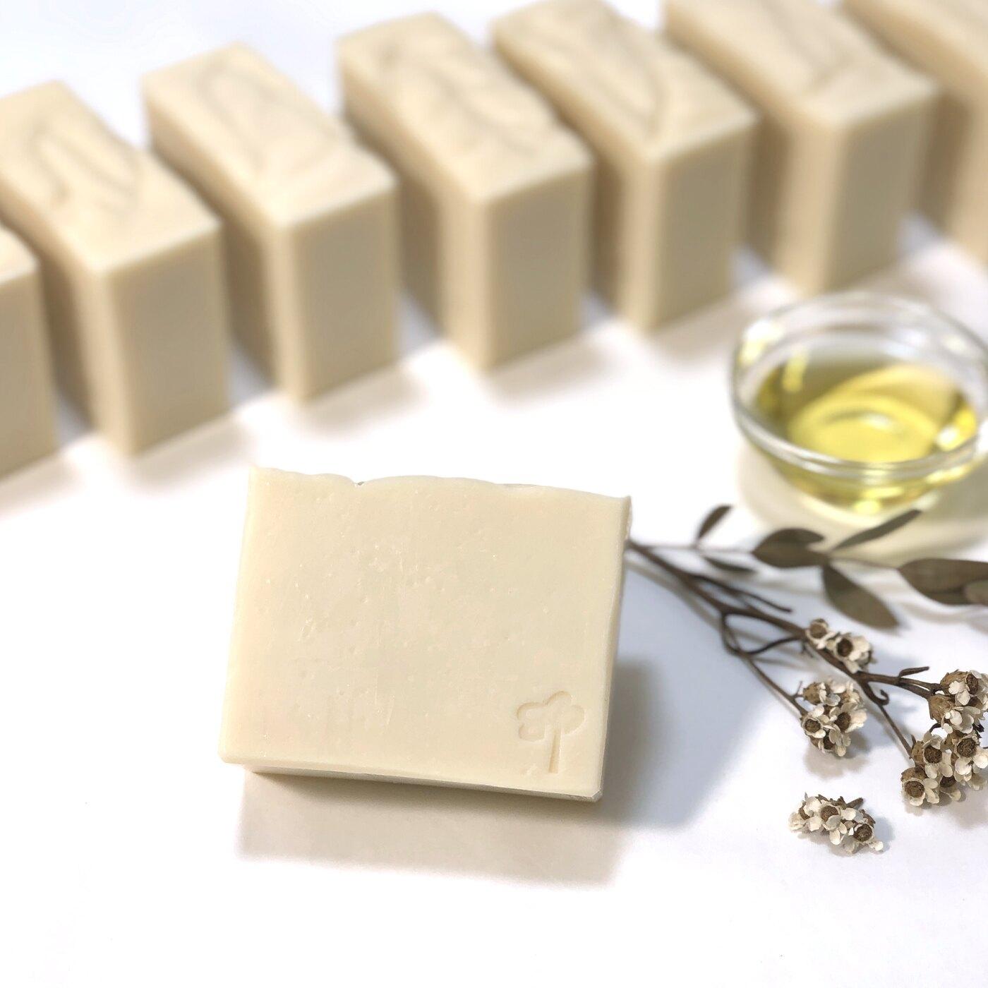 皂匠子_洋甘菊馬賽皂丨乾性及敏弱肌膚丨舒緩壓力同時溫和滋潤手工皂
