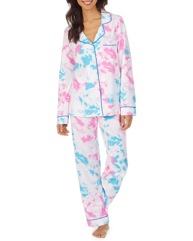 Escape Classic Long-Sleeve Pajama Set