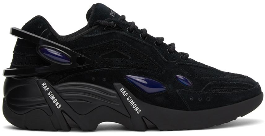 Raf Simons 黑色 Cylon-21 运动鞋