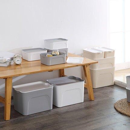 收納箱 衣服玩具整理箱 居家收納箱 床底收納 有蓋家用衣物儲物盒子