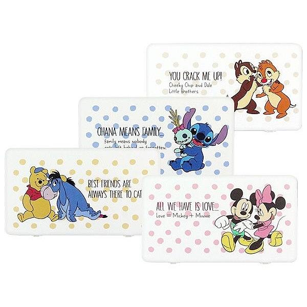 Disney 迪士尼 口罩收納盒(1入) 款式可選【小三美日】