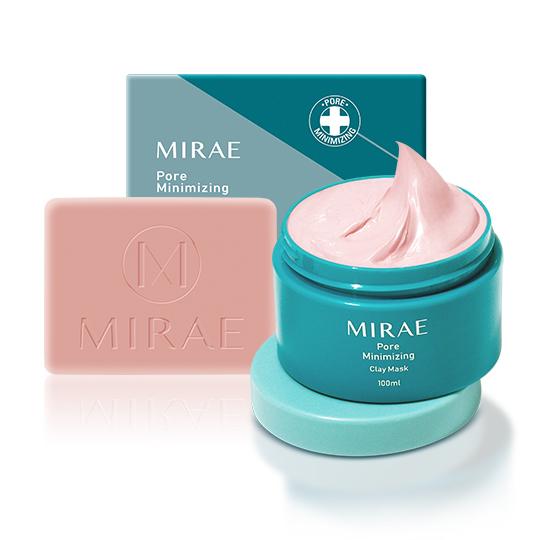 【未來美】毛孔速淨泥膜 + 毛孔速淨潔顏皂