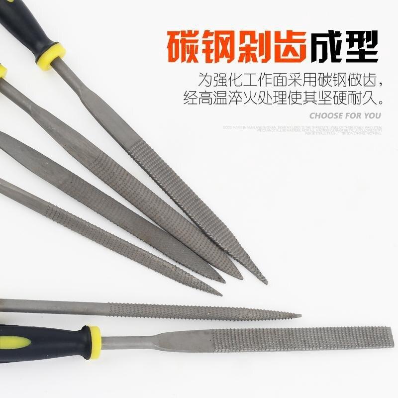 新款 預購什錦銼刀套裝木工打磨工具半圓挫刀三角小木搓粗細齒手工整形木錯 全館八八折