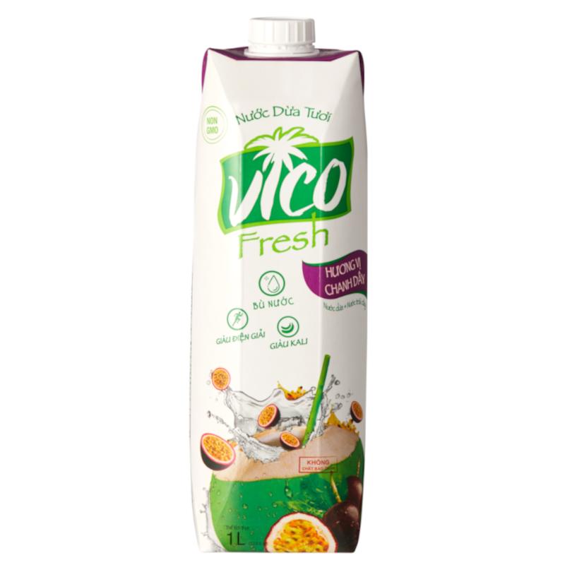 VICO百香果椰汁 1000ml