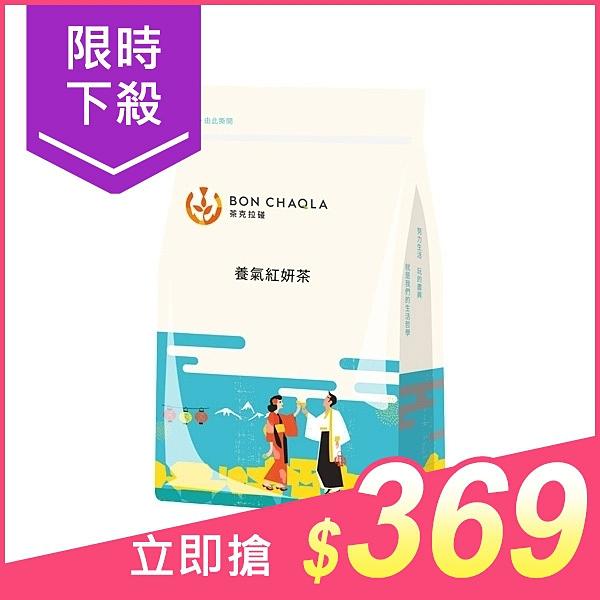 台灣茶人 養氣紅妍茶3角立體茶包(18包入)【小三美日】$449