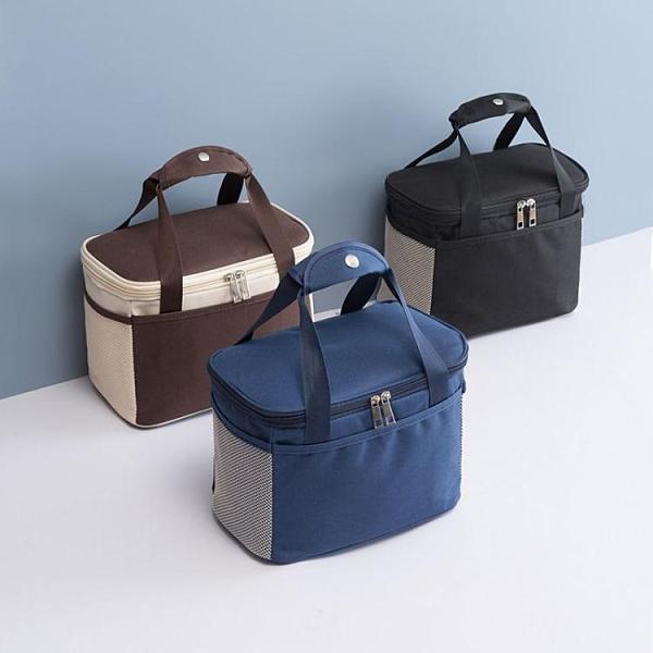 【免運】保溫袋 便當袋 加厚 防水 大容量 手提袋 鋁箔 保溫/保冷 午餐袋 野餐 露營 戶外野餐袋