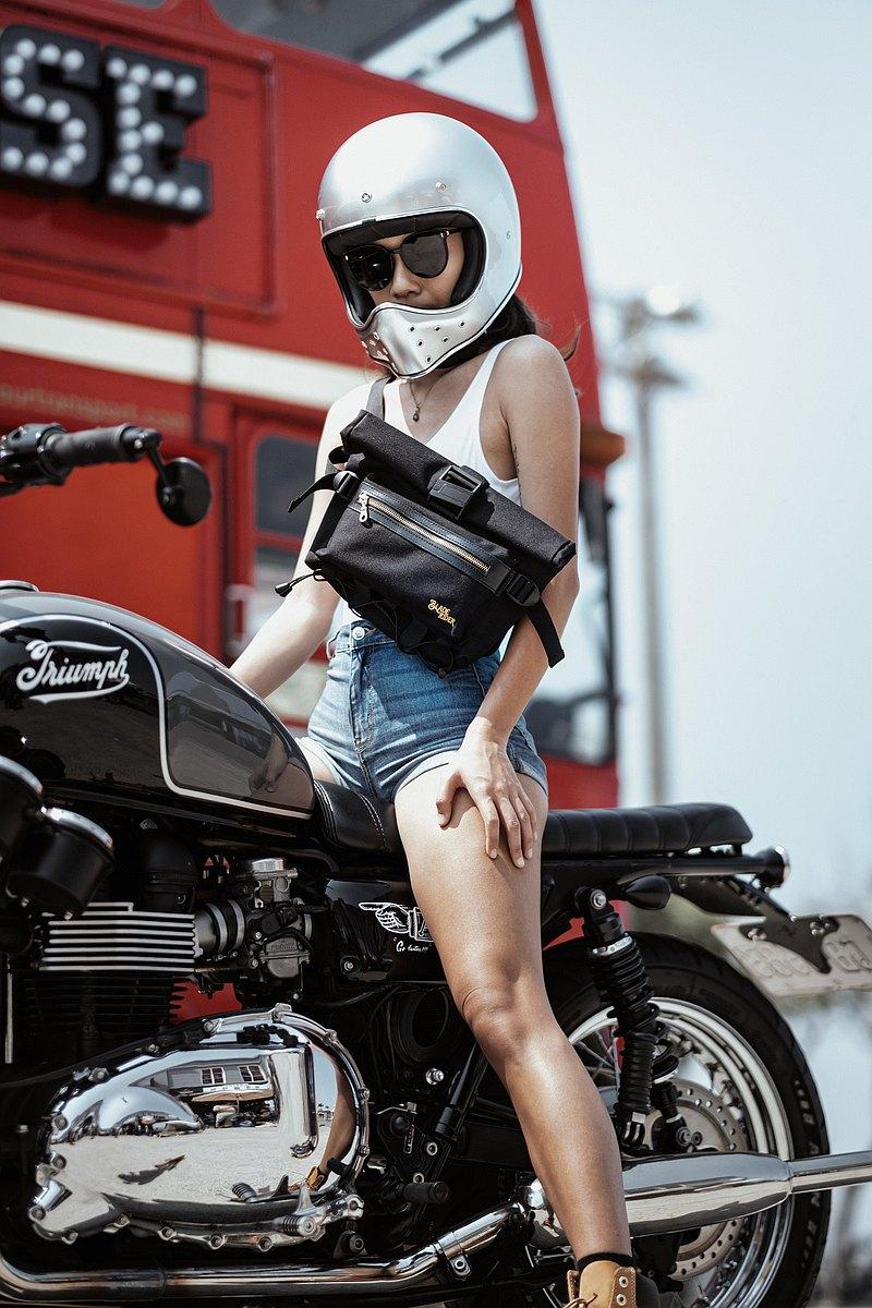 Blade Rider x U2BAGS 快釦騎士腰包 聯名 斜側背包 男女 推薦