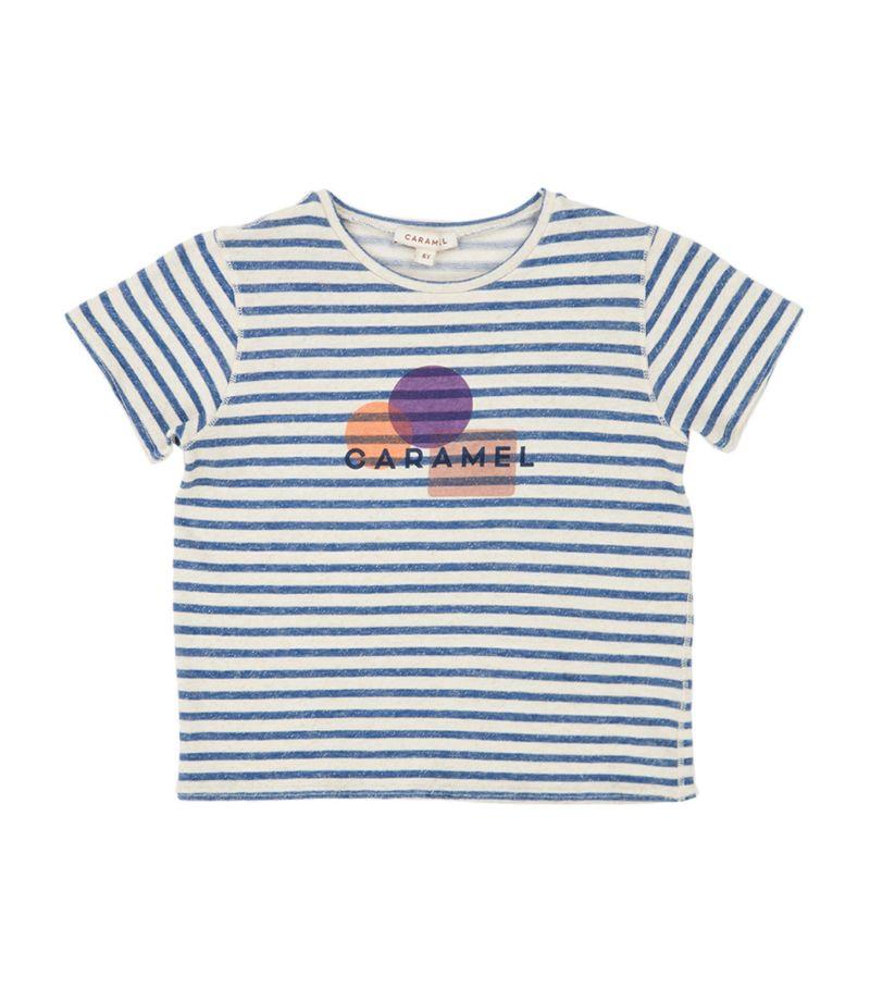 Caramel Logo Otter T-Shirt (3-6 Years)