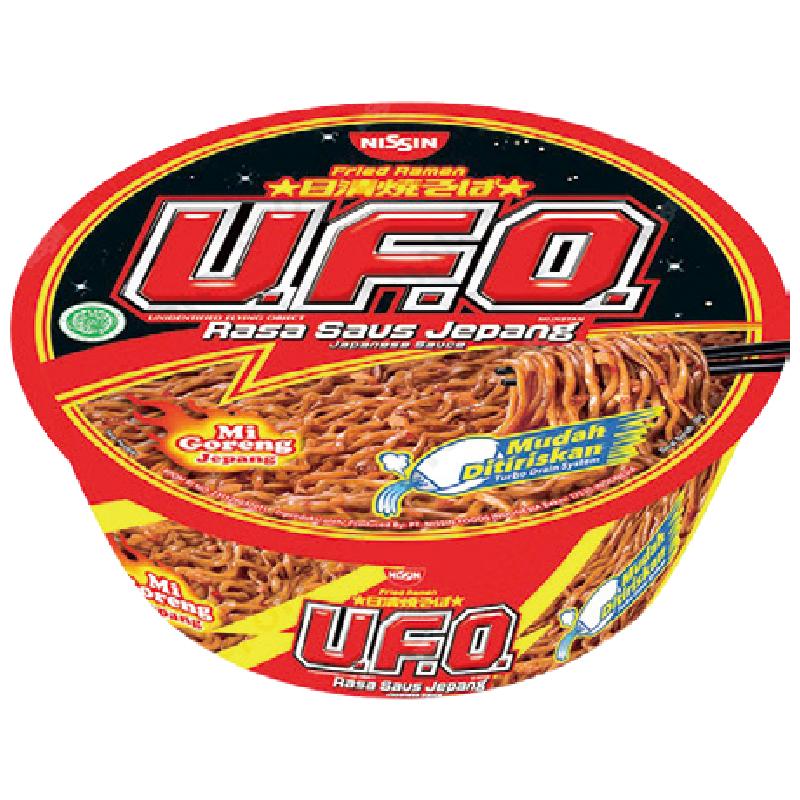 UFO炒麵-日式醬油風味碗麵88g