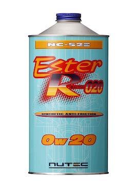 Ester Racing系列NC-52E 0W-20引擎機油