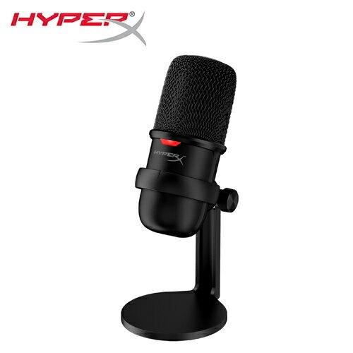 【HyperX】SoloCast USB 電競麥克風【三井3C】