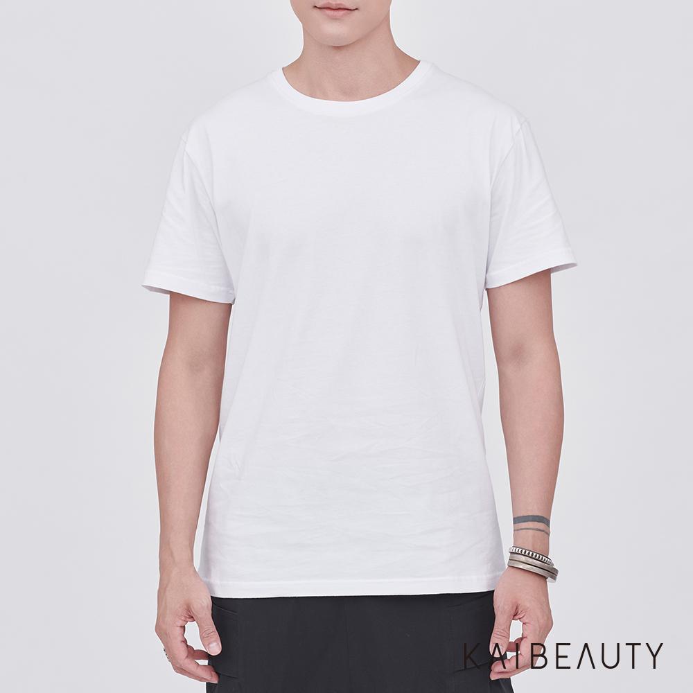 【官網獨家搶鮮販售】 Plain White Tee 時尚潮流白T(四款任選)