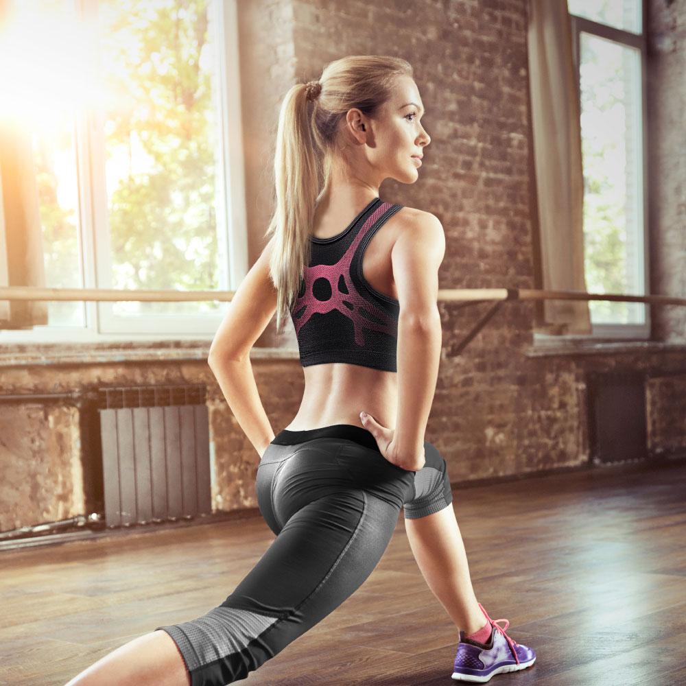BodyVine 「挺」舒適運動壓縮內衣(胸部與姿勢穩固)