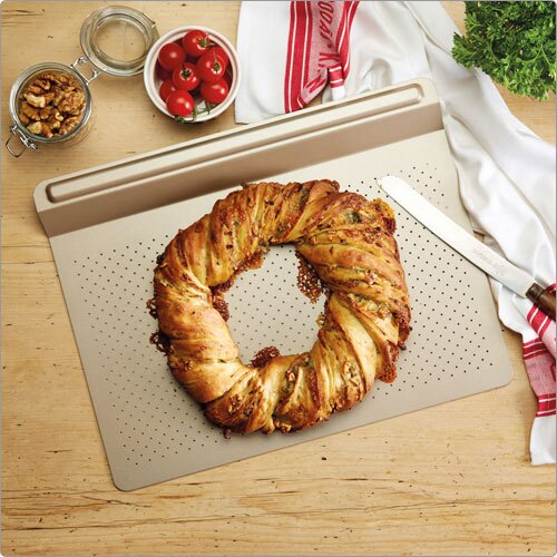 《KitchenCraft》Paul不沾餅乾烤盤(43cm)