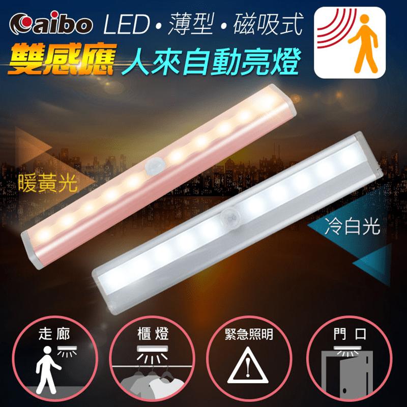 aibo智能磁吸式薄型感應燈USB-LI-06)