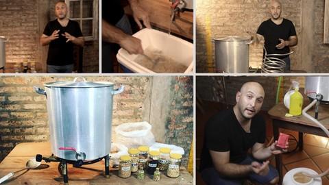 Curso de Cerveza Artesanal Casera