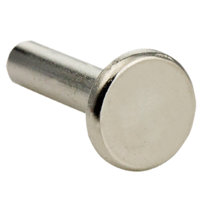 IVAN 8mm中空釘/鎳色(30/包)1294-01