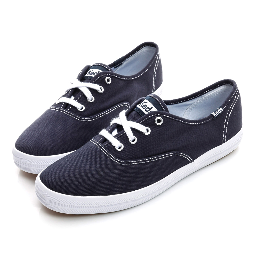 CHAMPION 品牌經典帆布鞋-深藍