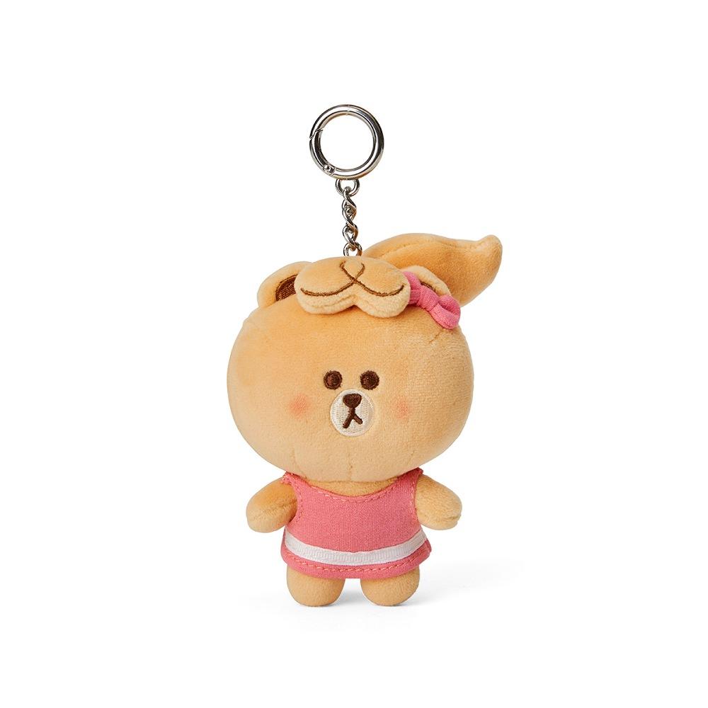 熊美 玩偶鑰匙扣(MINI系列)