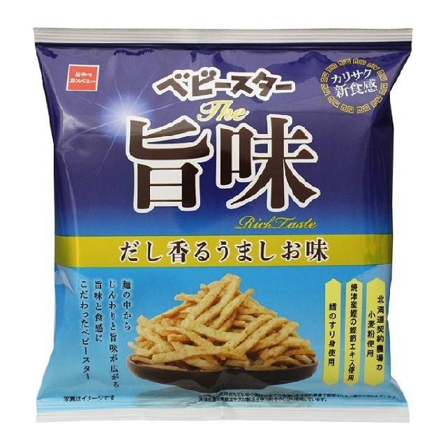+東瀛go+ 優雅食 點心脆條 鹽烤飛魚風味 60g 點心麵 oyatsu 日本進口 日本餅乾 零食