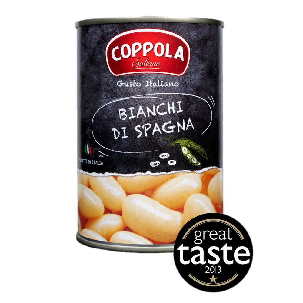 任選 Coppola 義大利天然焗豆 400g