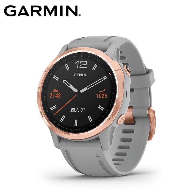 GARMIN Fenix 6s 進階複合式運動GPS腕錶【數位王】