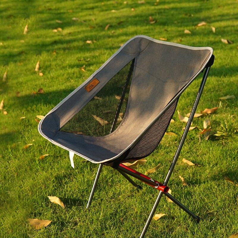 鋁合金月亮椅 折疊椅 摺疊椅 露營椅 月亮椅 露營椅子 露營折疊椅 休閒椅 輕量椅 登山椅 【波米】