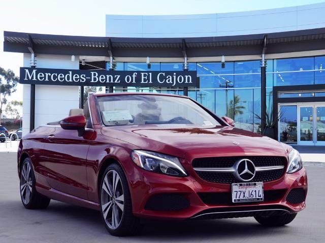 [訂金賣場]Certified 2018 C 300 Cabriolet