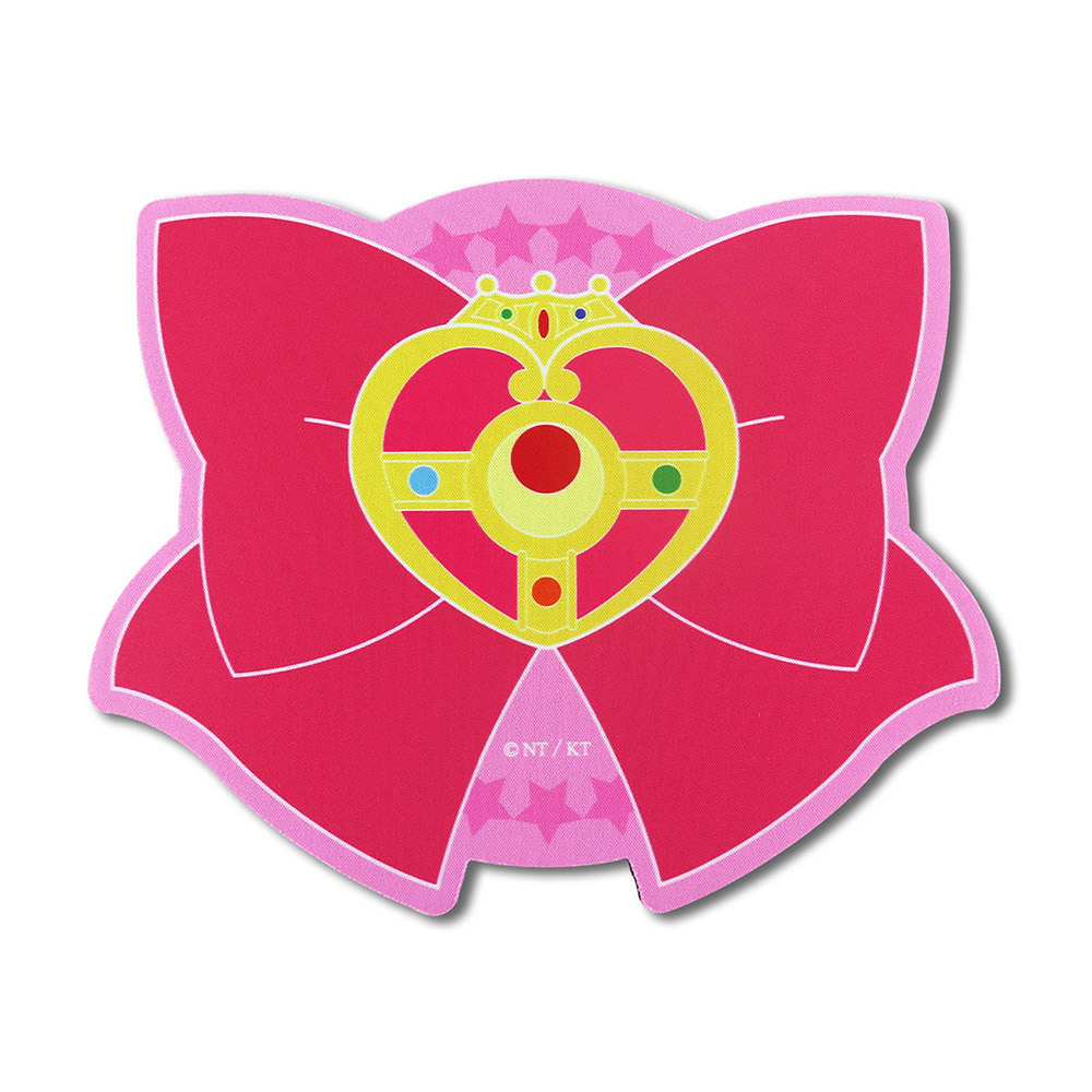 Sailormoon美少女戰士小型滑鼠墊_蝴蝶結