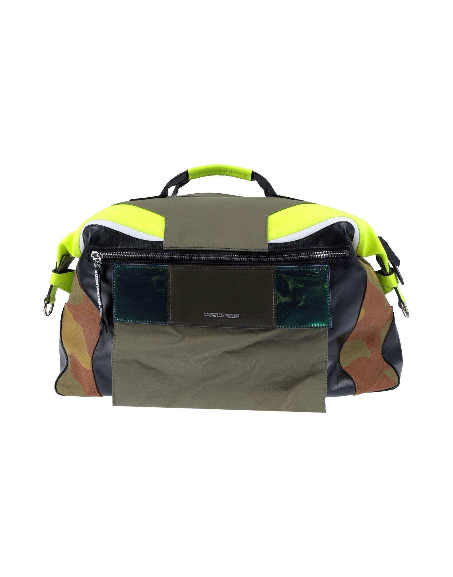 DSQUARED2 Travel duffel bags - Item 55020383