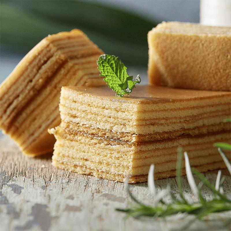 【麥麥先生】知名甜點千層蛋糕