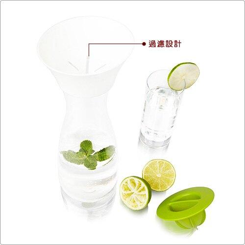 《VACU VIN》Press 榨汁過濾水瓶(1L)