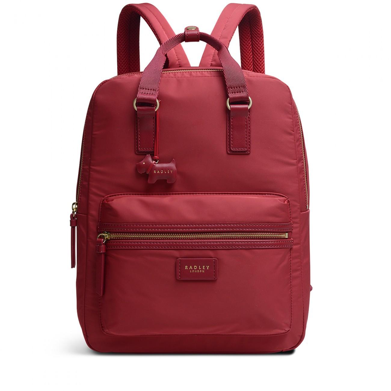 Elia Mews Large Zip Around Backpack