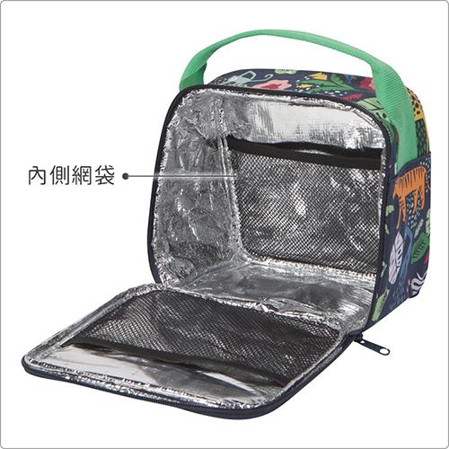 《NOW》前開式保冷提袋(最美時光)