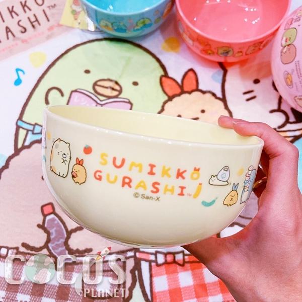 正版 角落小夥伴 角落生物 PP大餐碗 碗 環保碗 兒童碗 超市黃款 COCOS SN110
