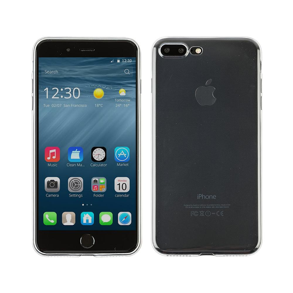 透明殼軟殼 iPhone SE2 8 iPhone 7 iPhone 6s Plus 手機殼 保護殼 薄殼手機套 i8/i7配件 SE2配件 i6/6s配件